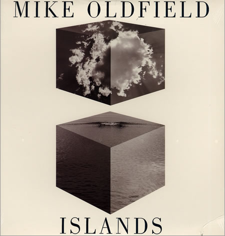 Mike Oldfield's Islands US version cover