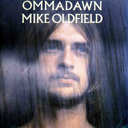 Ommadawn cover