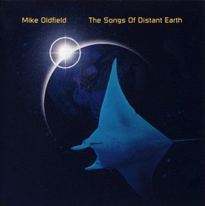 Mike Oldfield's The Songs Of Distant Earth album cover