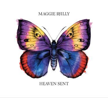 Maggie Railly Heaven Sent album cover