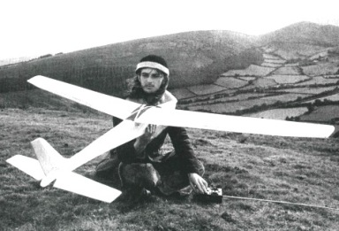 Mike Oldfield at Hergest Ridge