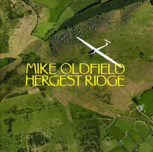 Mike Oldfield - Hergest Ridge Deluxe Edition cover
