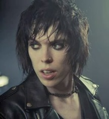 Luke Spiller from the struts