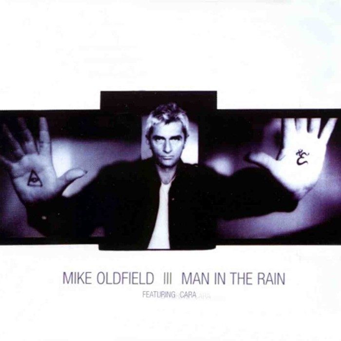Man In The Rain single cover