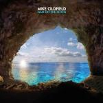 Mike Oldfield's Man On The Rocks album cover