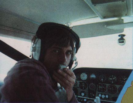 Mike Oldfield fly