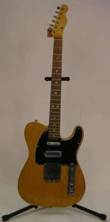 Mike Oldfield's telecaster